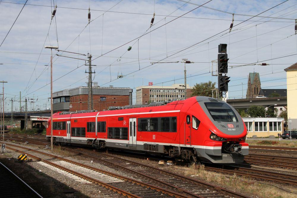Dieseltriebwagen der Baureihe 623